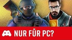 Was gibt es für PC Exklusiv-Spiele?