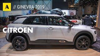 Citroën al Salone di Ginevra 2019   Nuovi concept e futuro della mobilità