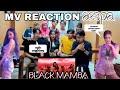 MV REACTION AESPA - 'BLACK MAMBA' by CALL TEAM