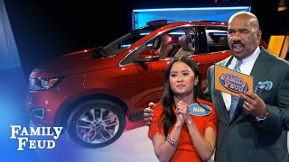 Car Stars: Nguyen Family 🚗⭐️ | Family Feud
