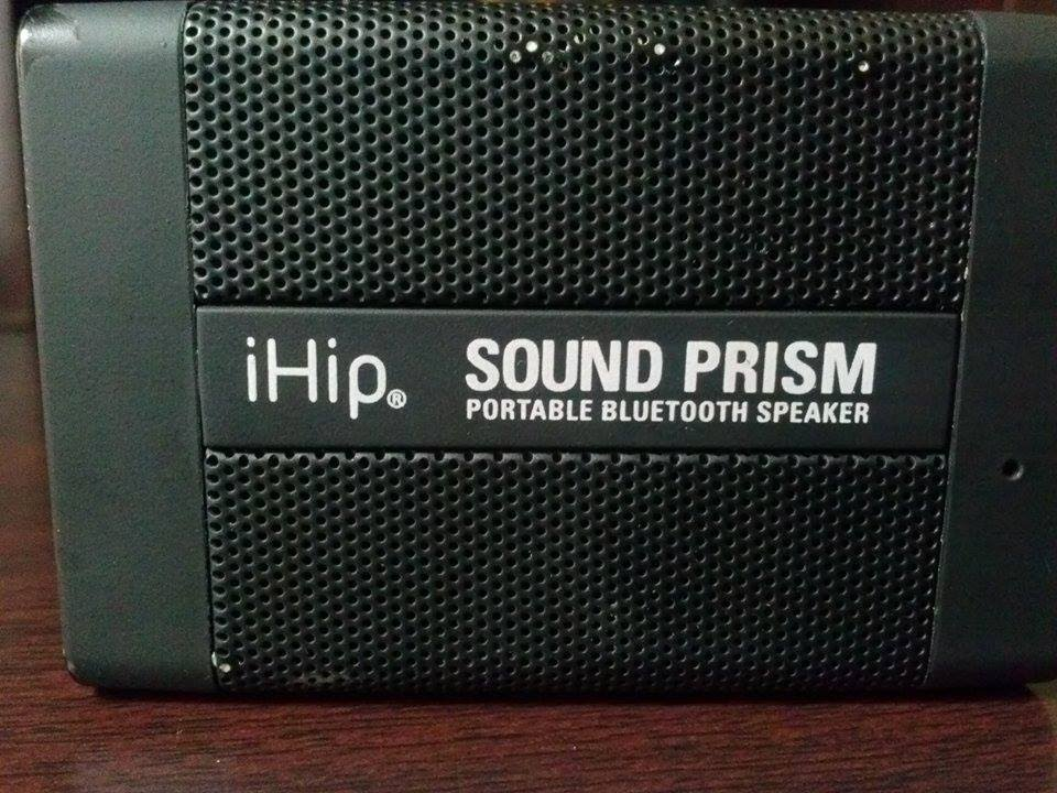 Ihip Sound Prism Portable Bluetooth Speaker Review Cheap And Easy