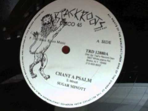 Sugar Minott - Chant a Psalm