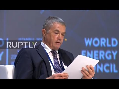 LIVE: World Energy Congress 2016 in Istanbul – Keynote speech by Gazprom Deputy Chairman