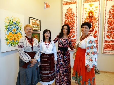 PETRYKIVKA ~ The Soul of Ukraine ~ UNESCO ~ Art Curator – Nina Burnevich