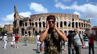 アキーラさん散策①イタリア・ローマ・コロッセオ,Colosseo,Rome,Italy