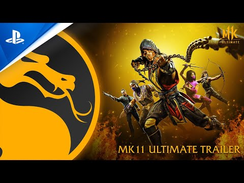 Mortal Kombat 11 Ultimate - Launch Trailer | PS5
