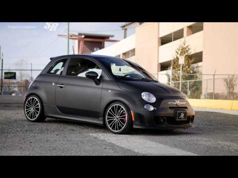 Fiat 500 Abarth By SR Auto Group