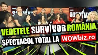 Stafeta mixta | Ce planuri au vedetele inainte de competitia SURVIVOR ROMANIA?