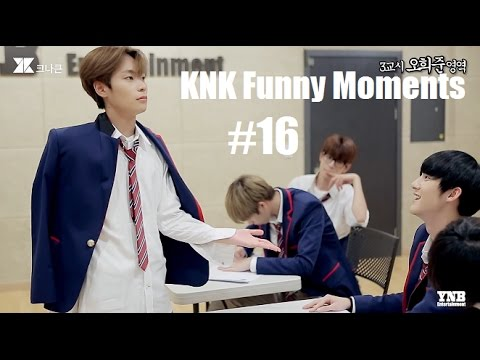 KNK Funny Moments #16
