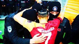 Futbolista marca Gol y se lo dedica a Policías en Muestra de …