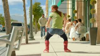 SunDrop Dancing Commercial