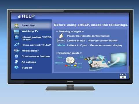 Panasonic VIERA - Additional Help and Support