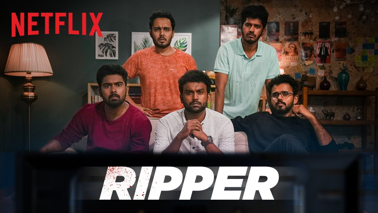 Download Ripper - The Wanted Killer ft. @Karikku | Irul | Netflix India