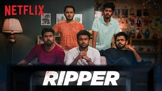 Ripper - The Wanted Killer ft. @Karikku | Irul | Netflix India