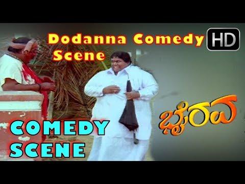 Dodanna Comedy Scene - Bairava Movie