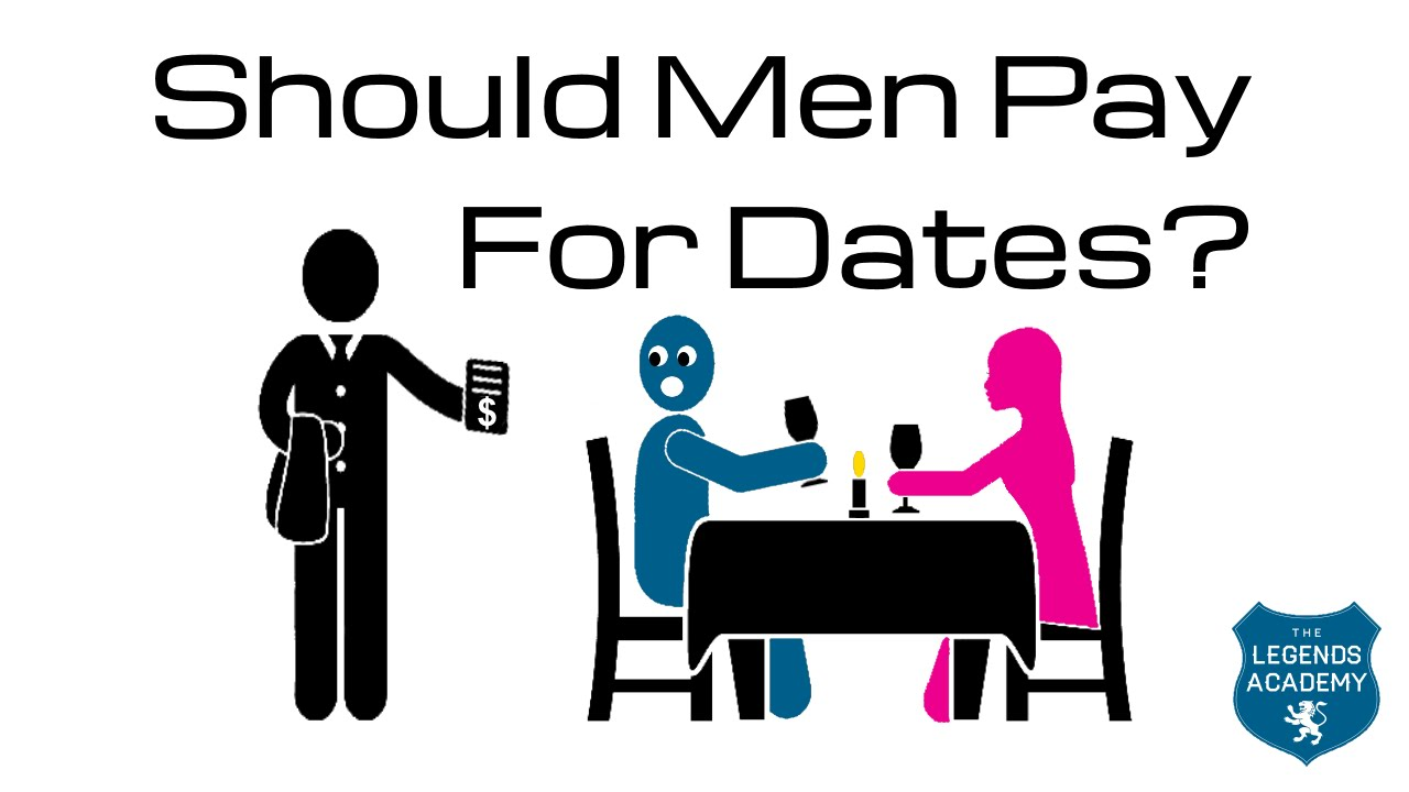 Online dating should the guy pay on the first date