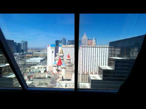 My Room Tour Review at the Luxor Hotel & Casino Las Vegas March 2014 HD