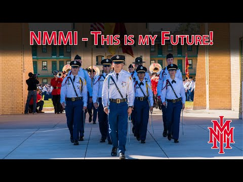 New Mexico Military Institute-This is my future!