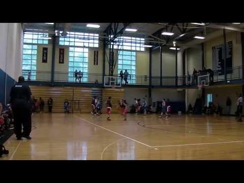10.04.14 7th Grade RI Magic vs Mass Burn - Nobles HS  - Nathaniel Felicetti Chariho