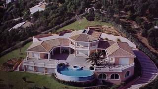 Particulier: vente villa luxe vue mer Les Issambres, baie St Raphaël - Annonces immobilières