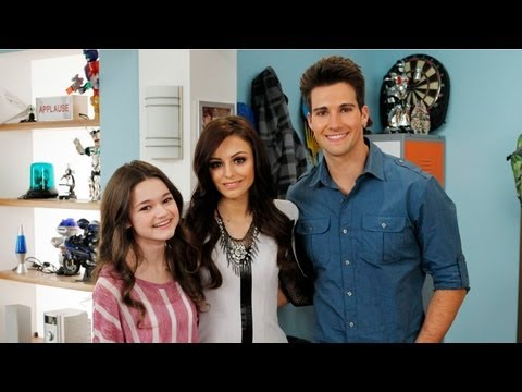 What Ciara Bravo thinks of Big Time Rush