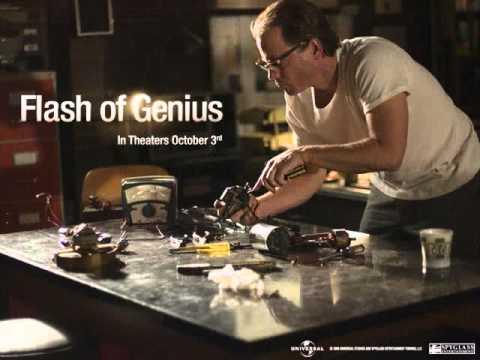 Flash of Genius Spill