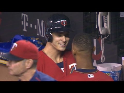 7/5/16: Twins score 10 of their 11 runs with two outs