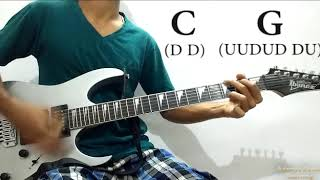 Give Me Some Sunshine - Guitar Chords Lesson+Cover, Strumming Pattern, Progressions