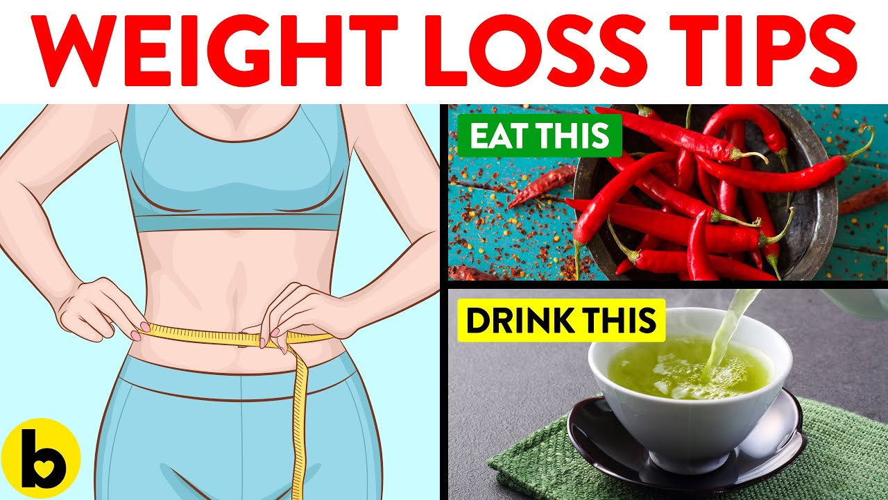 16 Evidence-Based Tips That will Help you Lose Weight