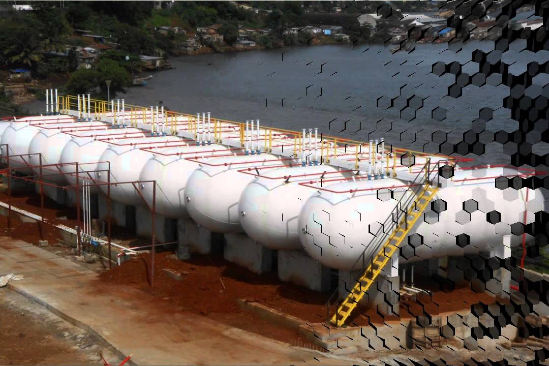 Typical Lpg Plant Layout Youtube