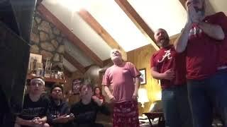 Reaction to the College Football Championship Georgia vs Bama