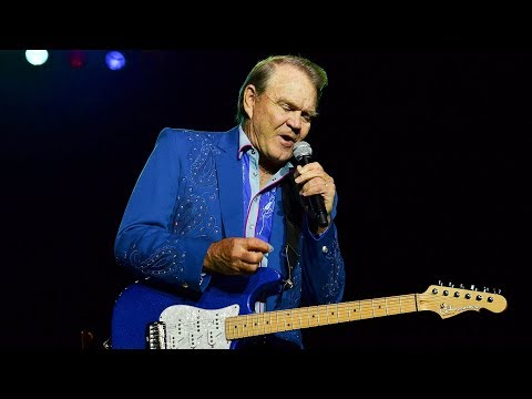 Country Icon Glen Campbell At