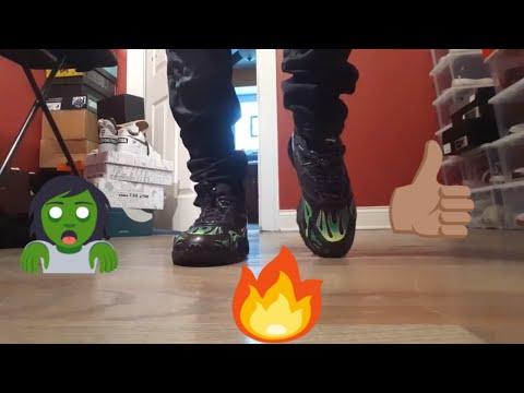 dd7821911e01 Supreme x Nike Zoom Streak Spectrum Plus On Feet Week 1 Cinematic ...