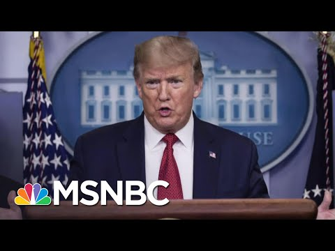Raines: People Must Consider If Trump's COVID-19 Policy Is A Danger | The 11th Hour | MSNBC