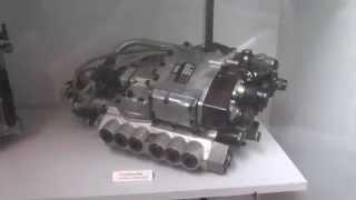 Junkers Jumo 213 Einspritzpumpe - Injection pump