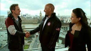 "Interview mit Vin Diesel - ""Fast & Furious""-Spezial - GRIP - Folge 235 - RTL2"