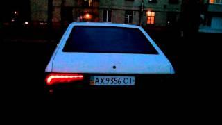 Задняя оптика москвич 2141 exclusive led тюнинг(https://www.drive2.ru/users/djames/, 2016-04-03T21:13:14.000Z)