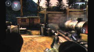 Modern Combat 3 Fallen Nation iPhone Gameplay Review - AppSpy.com