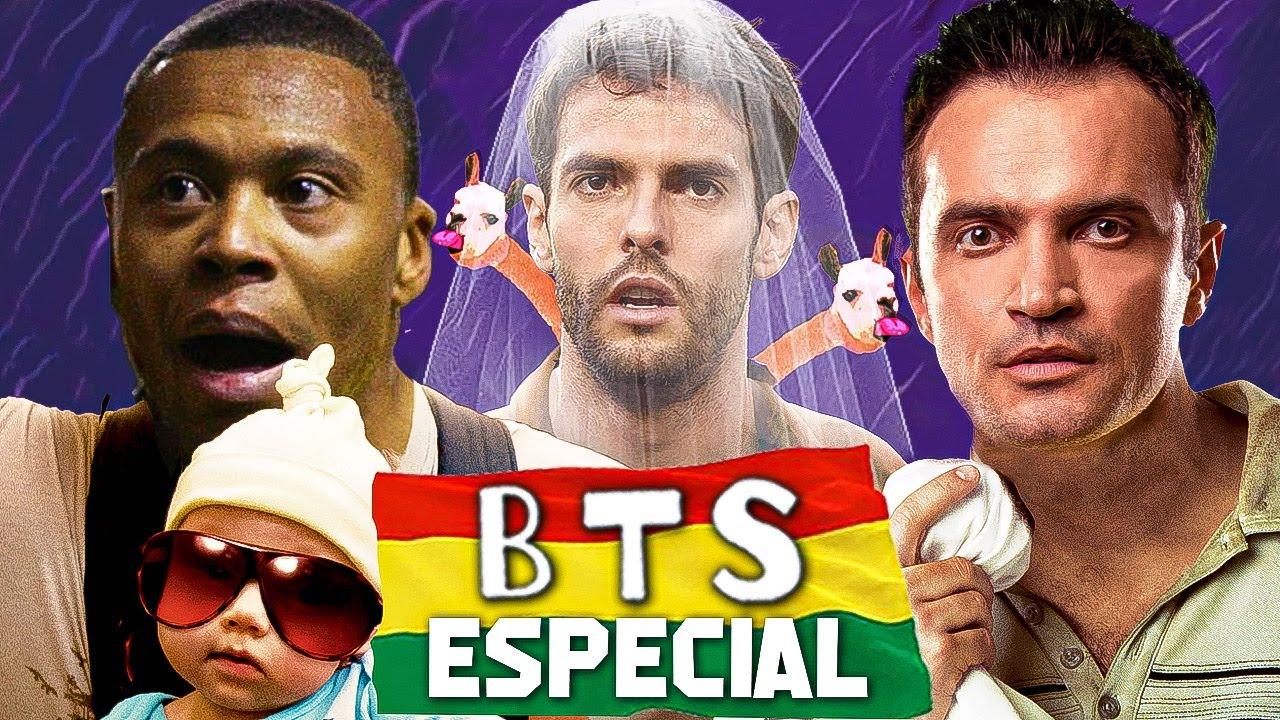 BTS ESPECIAL COM JÚLIO BAPTISTA, KAKÁ E FALCÃO