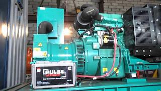 видео Бытовые дизельные генераторы – автономный источник энергии