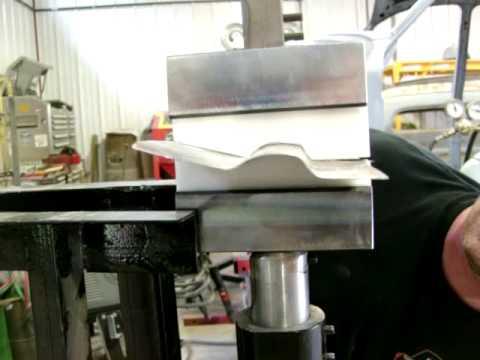 Power Hammer Sheet Metal Fabrication Machine