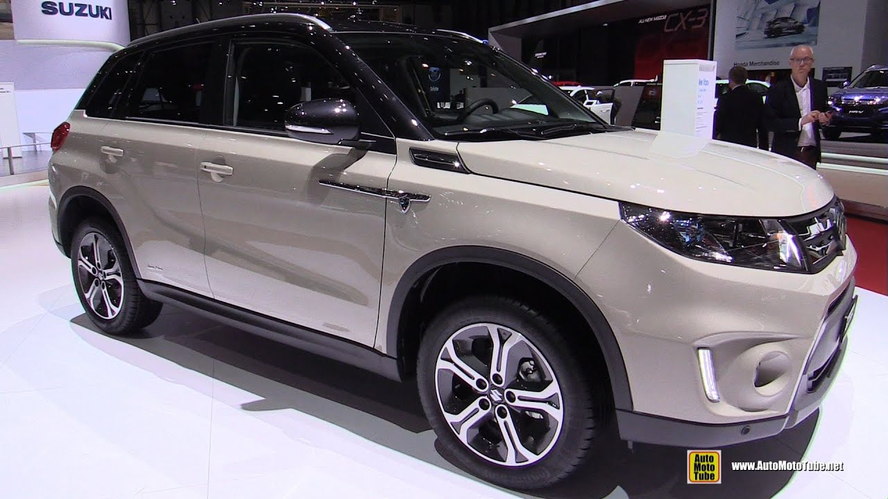 2015 suzuki vitara 1 6 sergio cellano exterior inter doovi. Black Bedroom Furniture Sets. Home Design Ideas