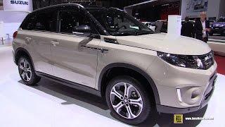 2015 Suzuki Vitara 1.6 Sergio Cellano - Exterior, Interior Walkaround - 2015 Geneva Motor Show