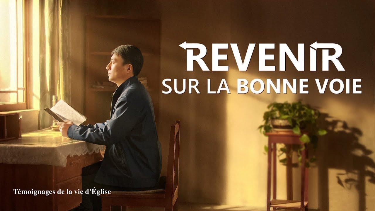 Témoignage chrétien en français 2020 « Revenir sur la bonne voie »