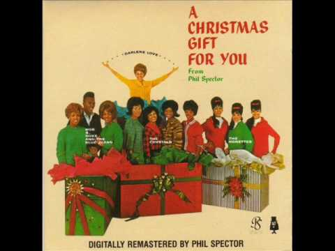 02 phil spector the ronettes frosty the snowman a christmas gift for you 1963