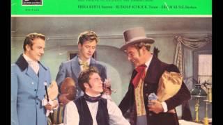 Franz Schubert / Heinrich Berté - Das Dreimäderlhaus - Querschnitt