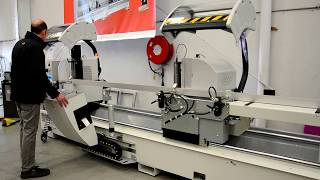 Manufacturing Automation For Manufacturing Windows And Doors