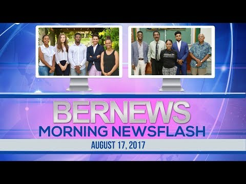 Bernews Morning Newsflash For Thursday August 17, 2017