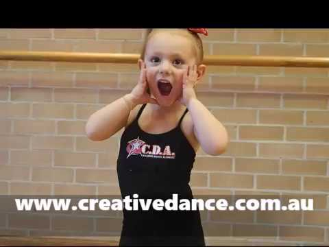 Kids Dance Classes In Sydney #2 | #TalentTribe Creative Dance Academy