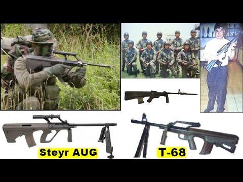 三立驚爆新聞線--台灣軍方「犢牛式」步槍發展秘辛
